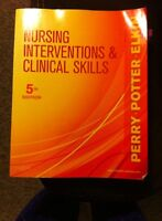 Nursing Interventions and Clinical Skills 5th ed.