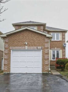 Beautiful House With Basement Included For Rent