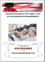 Super Visa Insurance for Parents and Grandparents--Best Rates