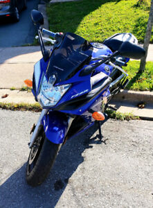 Ptrade fz6r + cash  for supersport