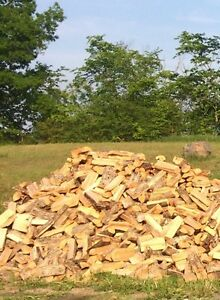 Hardwood firewood. Full cord delivered