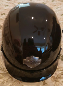Harley Davidson Cap Helmet XL with Small Shield