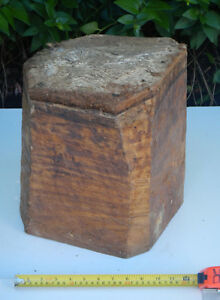 wood block blank for wood turning or similar. 17kg weight. Weetangera Belconnen Area Preview