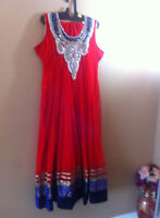 Indian Party wear Anarkali, straigth, Fancy, custom made suits.
