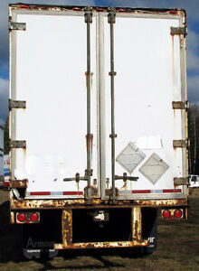 48 FOOT STORAGE TRAILER