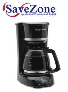 NEW- Hamilton Beach 12 Cup Digital Coffee Maker