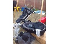 Quinny Buzz push chair & pram