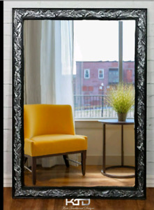 Large Accent Mirror