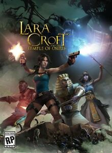 Lara Croft and the Temple of Osiris PC Game Brand New, never use