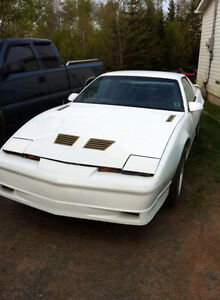 wanted 1982-1992 trans am parts car