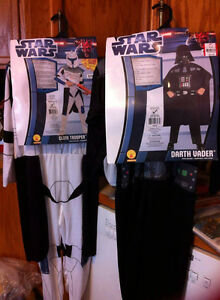 Clone Trooper or Darth Vader Costumes