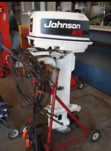 Outboard motor 25-30hp