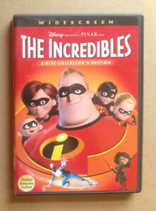 The Incredibles Collector's Edition DVD