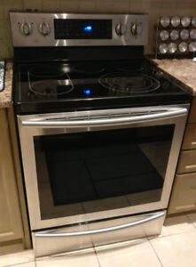 Stainless Steel Kitchen Appliances