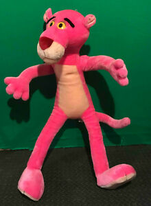 Giant Sized Pink Panther Stuffy!! In excellent shape! Measures a