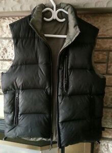 Down Vest - 65% Down & 35% Feather Filled