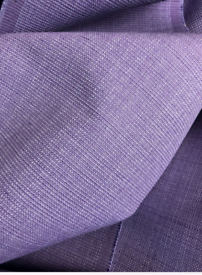 10 Mtrs Prestigious Textiles Cotton Lilac Woven Upholstery Fabric