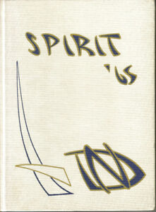 Notre Dame College Welland 1965 Yearbook