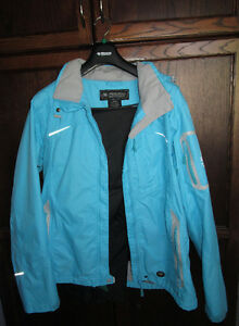 "Ladies 2pc ""Wetskins"" rainsuit in size XL *NEW"