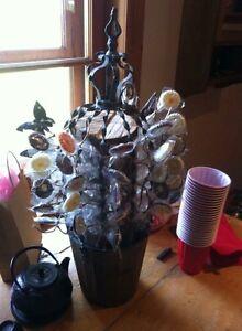 support suçons vintage pour mariage decoration, bar a bonbons West Island Greater Montréal image 3