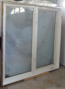 "Window Good condition  59 1/2""   X 64 1/2"""