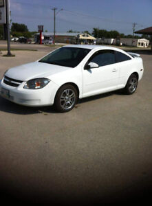 2009 Chevrolet Cobalt LT w/1SA Coupe (2 door)