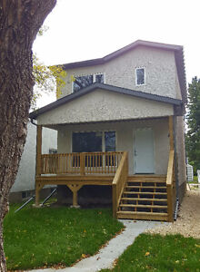 NEWLY BUILT! 3 Bdrm Rent to Own Home in East Kildonan