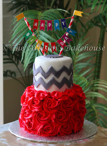 Custom Cakes and Desserts! Stratford Kitchener Area image 6