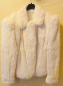Manteau Lapin S-Med.IMPECCABLE