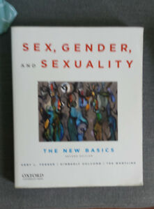Sex, Gender, and Sexuality by Ferber, Holcomb and Wentling