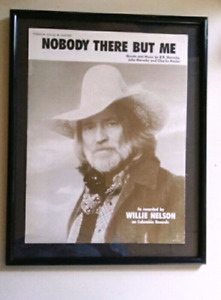 **Vintage Willie Nelson Sheet Music**