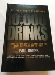 10,000 Drinks By Paul Knorr