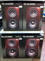 Moniteur studi M-audio M3
