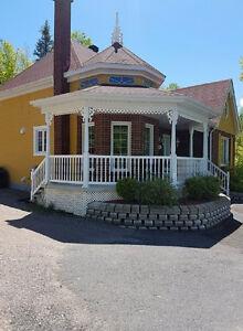 Une magnifique maison à vendre