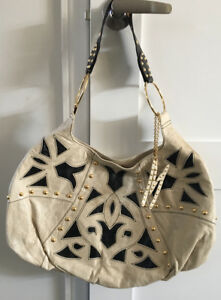 Brand New Marciano leather handbag - tag attached