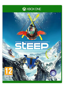 Steep on xbox one. Only played once