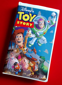 VHS Disney movies - excellent condition