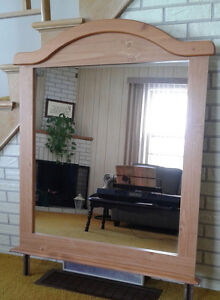 Beautiful mirror for dresser or wall