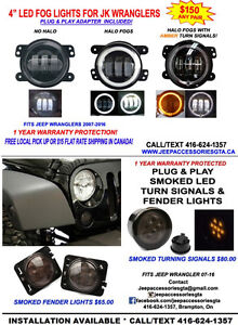 JEEP WRANGLER ACCESSORIES/PARTS & LED LIGHTS London Ontario image 3