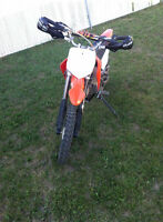 TRADE / FOR SALE  2011 Gio 140cc Dirt Bike