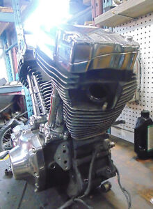 1999 Electra Glide complete engine and Drive train - TWIN CAM 88 London Ontario image 5