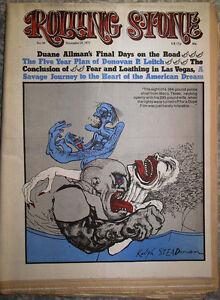 Rolling Stone Magazines - 1970's & 1980's London Ontario image 4