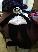 panada costume size 2-3