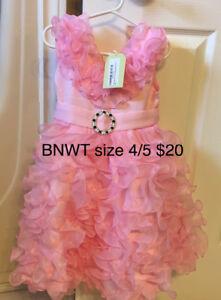 Toddler girl dresses 4T/5