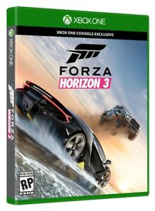 Xbox One Forza 3 Disc/Case MINT condition