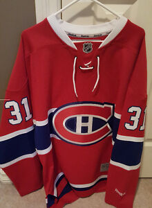 Brand New Carey Price New Style Reebok Montreal Canadiens Jersey