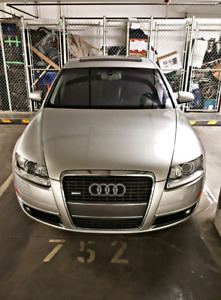 AUDI A6 2007 3.2 FSI V6, AWD, Low KM! Best in Canada!