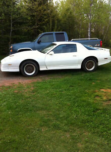 1987 trans am wanting to trade for a 1981-1987 chev truck