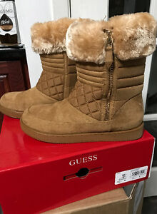 Brand New! GUESS WINTER BOOTS