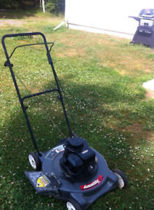 wanted junk pushmowers in any condition free remoal